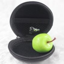 8cm*8cm*3.3cm Neutral headphone storage box