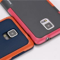 Candy Double Color ARMOR Soft Hybrid Back Case For Samsung Galaxy S3 S4 S5 S6 For iPhone 4 4S 5 5S SE 6 6S Shockproof  Cover