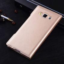 Slim Bag Smart View Shell Original Flip Cover Leather Case For Samsung Galaxy Grand Prime case