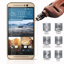 2.5D 9H Screen Protector Tempered Glass For HTC Desire 510 516 610 616 626 820 816 One M7 M8 M9 E9 Cover Case Protective Film