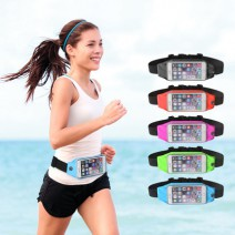Waterproof Sport Gym Waist Bag For iphone 6 case 4.7 For iphone 6 Plus 5.5 For iPhone 6s Case Running Wallet Mobile Phone Pouch