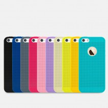 Hot Sale! Ultra Thin Super Cute Candy Case For iPhone 6S 6 Plus 6SPlus 5 5S SE Cover Fashion Grid Phone Cases For iPhone 6 Case
