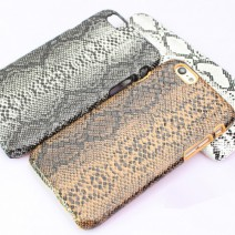 For iPhone 5 5S Case Luxury Snake Animal Matte PU Leather Cell Phone Case For Apple iPhone 5S case Card Slots Stand Back Cover