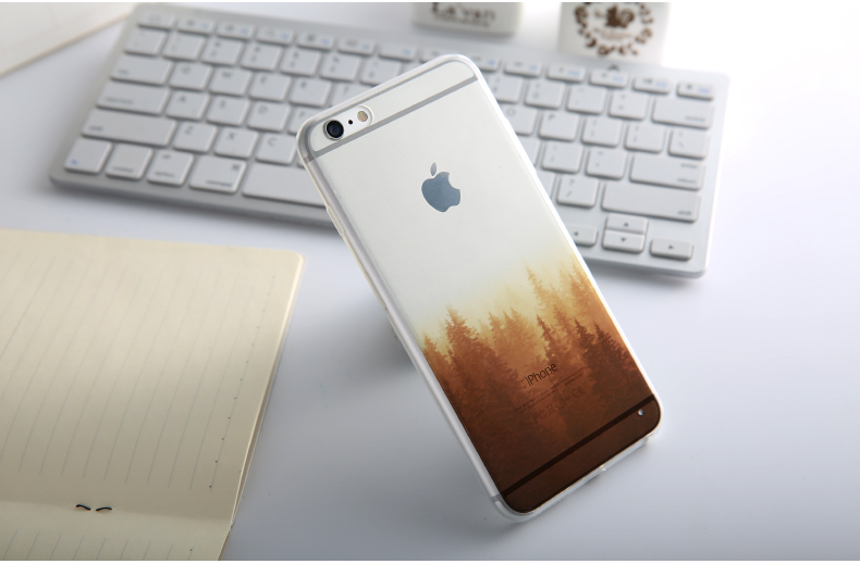 Ultra Thin Soft Silicon Fashion Transparent Back Coque For iPhone 5s case for iphone 5s phone cases  Cover For iPhone 5 case SE