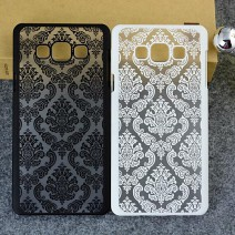Back Cover for Samsung Galaxy S4 Mini case Damask Vintage Flower Pattern Luxury