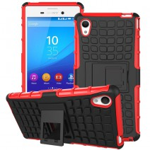 Top Quality Rugged TPU Plastic Hybrid Heavy Duty Armor Case For sony Xperia case Hard Shock Proof Back Cover