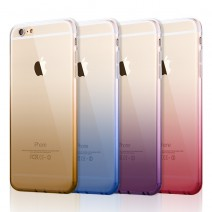 New Cute Gradient Case for iPhone 6 6s 4.7 6 6S Plus 5.5