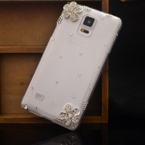 Rhinestones case cover For Samsung Galaxy S3 S4 S5 mini S6 Edge S7 Edge Note 2 3 4 5  A3 A5 For iPhone 6 6S Plus Case Cover