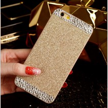 For iPhone 6 case Glitter powder rhinestone luxury diamond clear crystal back cover Sparkle phone cases For iPhone 6s Plus case