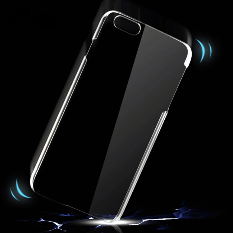 "0.3mm Super Thin Clear Case For iPhone 4 4S 5 5S 5C 6 6S 4.7"" Plus 5.5"" Transparent Crystal Hard Plastic Back Cover Bag"
