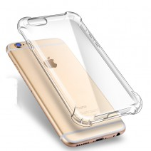 Phone Cover for Apple iPhone 5 5S SE 6 6s Plus Case Crystal Clear Soft TPU Silicone Gel Funda Coque Capa