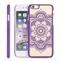2016 New Plastic Hard PC Back Case Cover For iPhone 5 5s Damask Vintage Flower Pattern Luxury Mobile Phone Cover Wholesales
