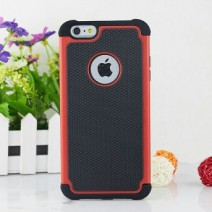 For iPhone 5 5S case New Dual Layer Hybrid Armor Soft Silicone Hard shell For iPhone 5S case