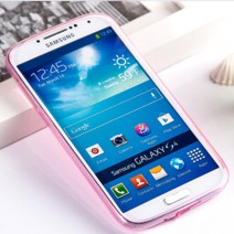5 color Phone case For Samsung Galaxy S3 0.3mm Ultra thin TPU transparent phone Back Cover