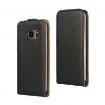 Cover For Samsung Galaxy  For iPhone Luxury Genuine Leather Flip Vertical PU Shell Phone Bags