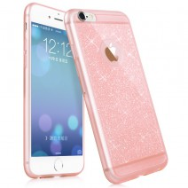 Ultra Thin Glitter Bling Back Skin Cover for iPhone 5 5s SE case Crystal Soft Gel TPU Case for iPhone 5 Phone Cases