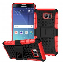 For Samsung Galaxy S4 S5 S6 S6 edge Grand Prime case TPU Plastic Hybrid Heavy Duty Armor Phones Case  SV Hard Shock Proof