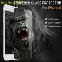 Ultra Thin Tempered Glass Screen Protector for Apple iphone6 4.7/ Plus 5.5 Cases Front Film capa fundas for iphone 6 Case
