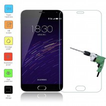 0.3mm Tempered Glass Front Screen Protector 9H Ultrathin Clear Reinforced Film Case For meizu m2 mini / m2 note / MX5 case