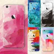 Fashion Personality TPU Graffiti luxury Soft Silicon Cover Coque For iPhone 4 4S 5 5S SE 6 6s Plus Case painting Inkjet Pattern