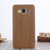 Wood Bamboo Pattern Leather PU Cases For Samsung  Galaxy A3 A5 A7 S6  S6 Edge For iPhone 5 5S SE 6 6S Plus